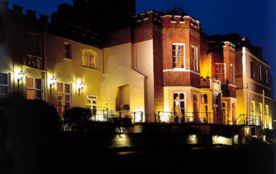 Berry's Restaurant,Taplow House Hotel