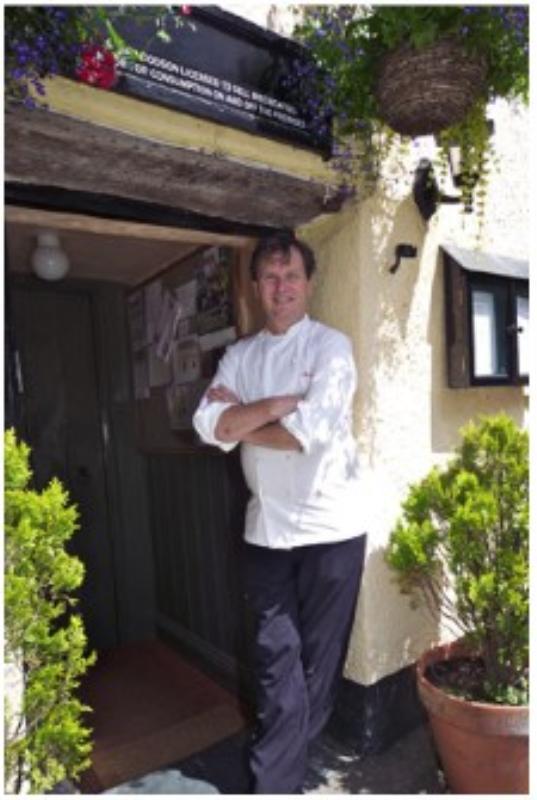Owner & Chef Mark Dodson