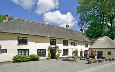 The Masons Arms Knowstone