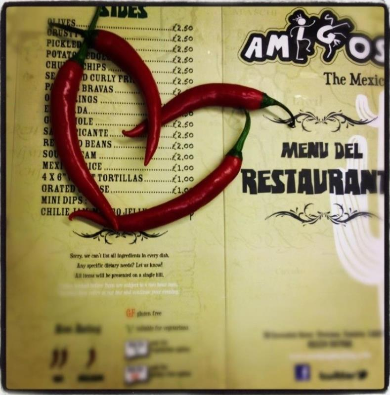 Amigos Mexican & Steakhouse