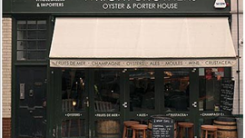 Wright Brothers Oyster & Porter House Local Gem