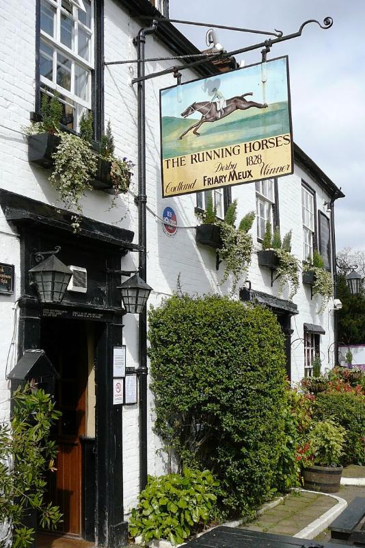 The Running Horses Mickleham