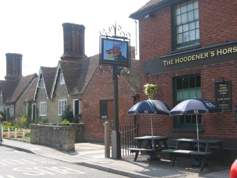 The Hoodener's Horse