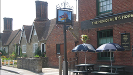 The Hoodener's Horse - Ashford