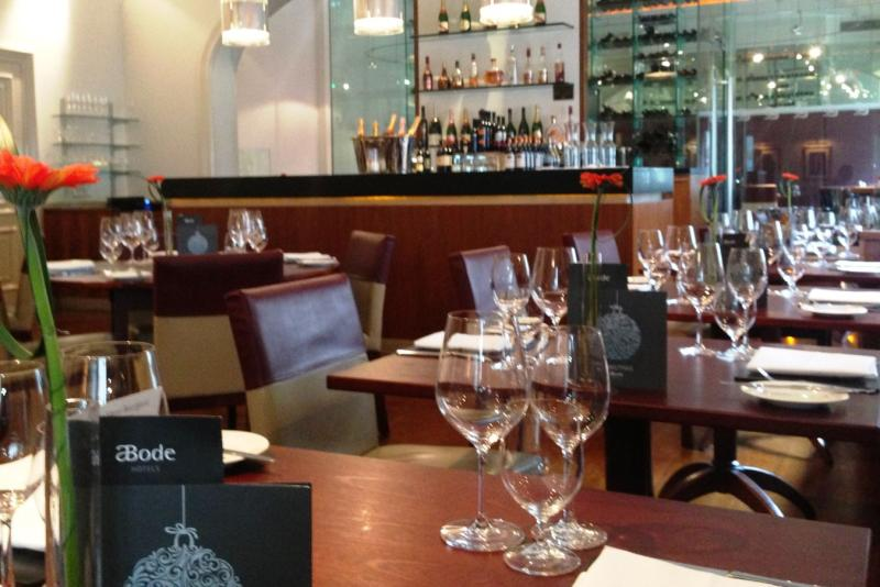 Michael Caines at ABode Canterbury
