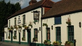 The Green Rooms Restaurant - Ockley