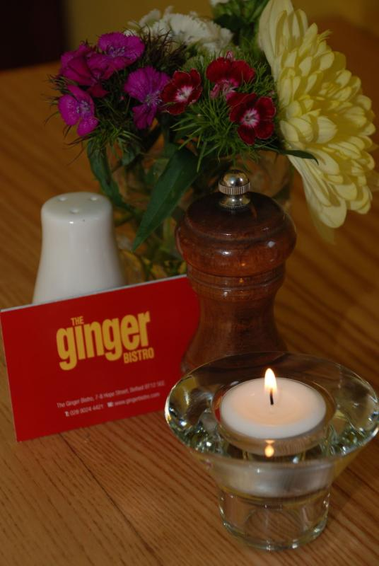 Ginger Bistro