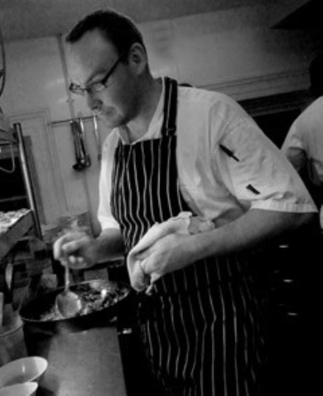 Balloo House - Danny Millar – Head Chef