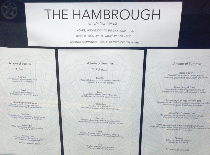 The Hambrough