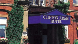 The Clifton Arms Hotel, The West Beach Restaurant