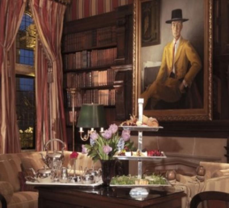 The Park Lounge, The Milestone Hotel