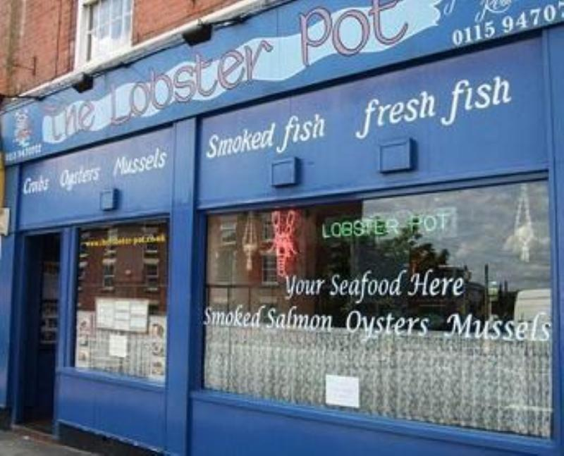 The Lobster Pot Nottingham
