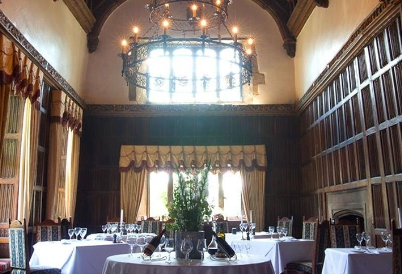 The Baron's Hall at The Weston Manor Hotel