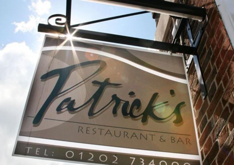 Patrick's Restaurant & Bar, Poole