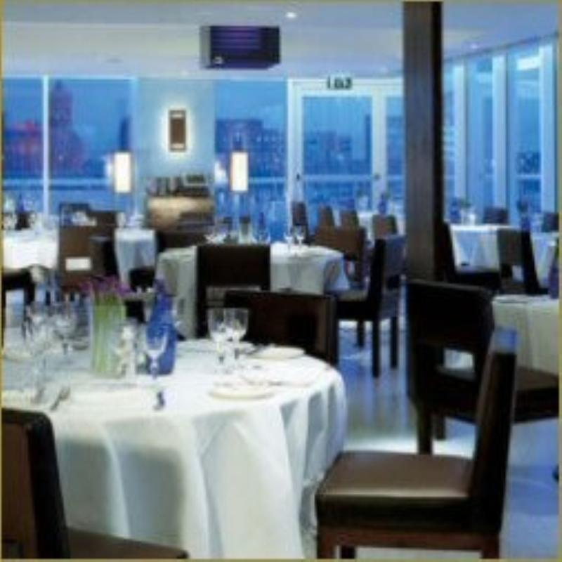 Hotels On Cardiff Bay: The St David's Hotel & Spa, Tempus At Tides