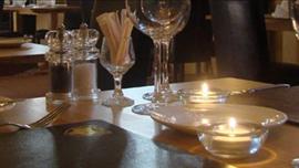 Wolfscastle Country Hotel, Allt yr Afon Restaurant