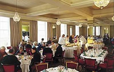 North West Castle Hotel, Regency Dining Room