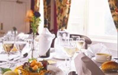 The Peacock Restaurant, Finnstown Castle Hotel