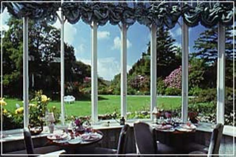 Cashel House Hotel Dining Room