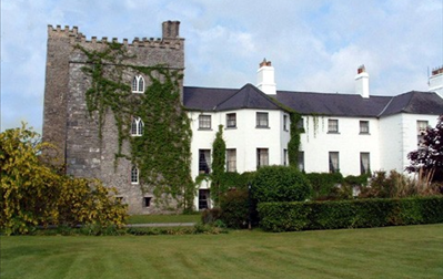 The Barton Rooms at Barberstown Castle