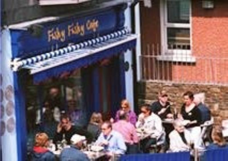 Fishy Fishy Café