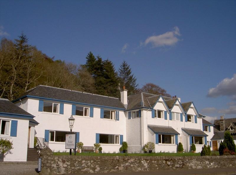 The Four Seasons Hotel, Meall Reamhar Restaurant