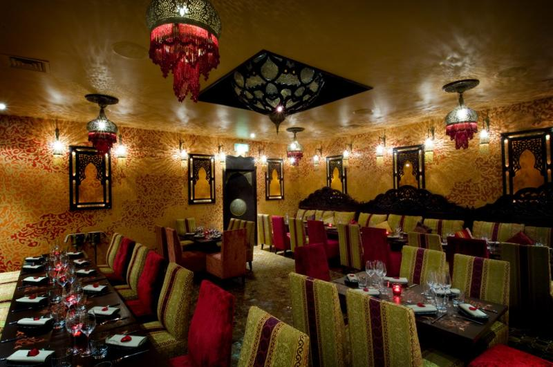 Kenza Restaurant & Lounge