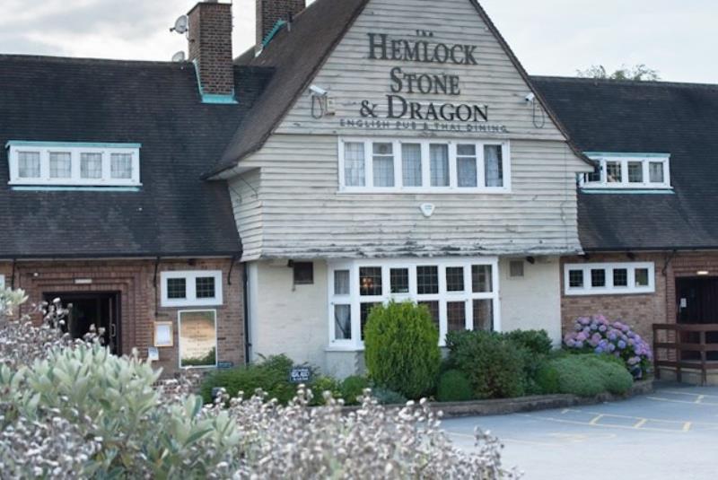 The Hemlock Stone & Dragon
