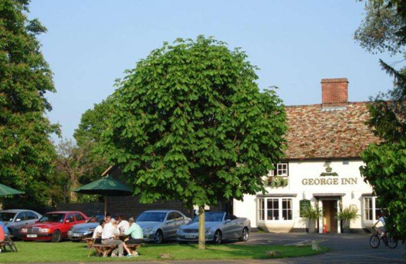 The George Inn Babraham