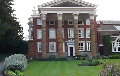 The Garrick Restaurant, Hendon Hall Hotel