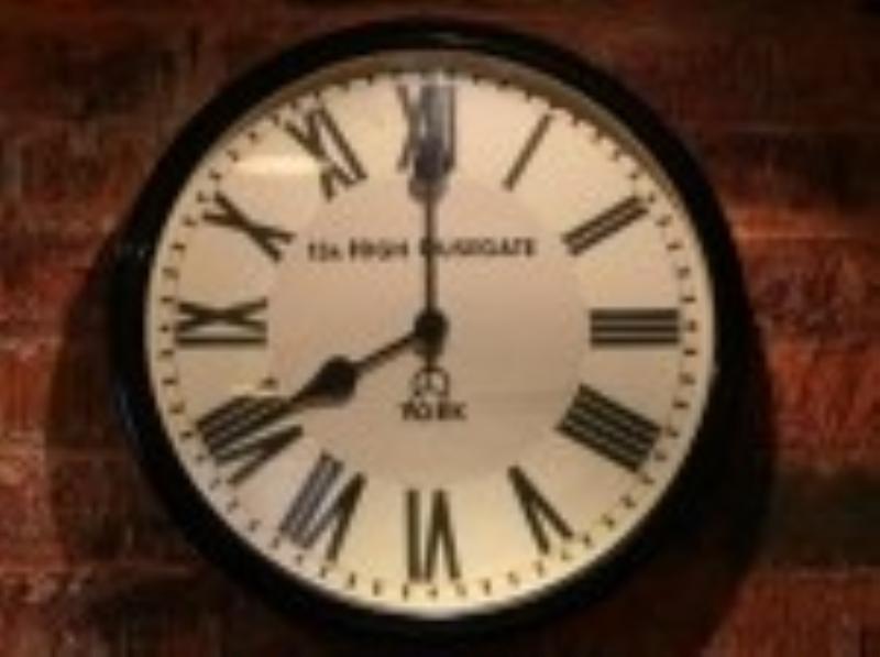 ate o'Clock