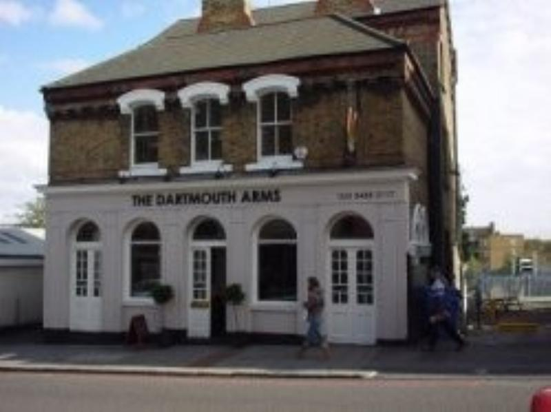The Dartmouth Arms