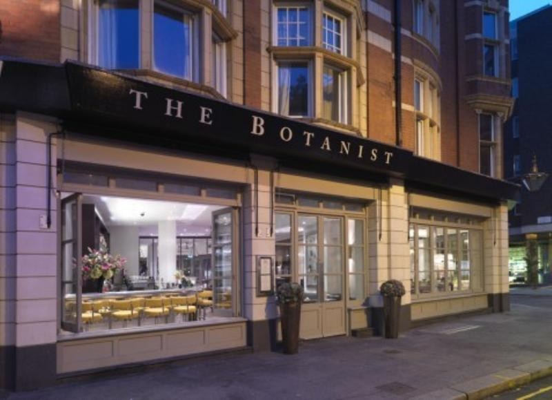 The Botanist Chelsea
