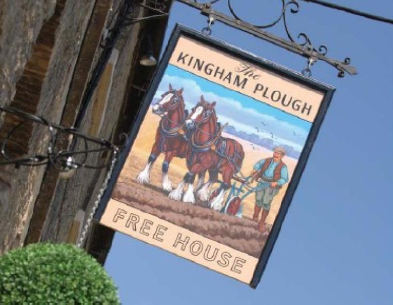 The Kingham Plough