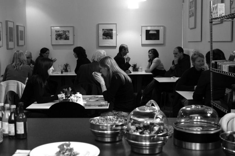 Gallery Café, The Whitworth Art Gallery