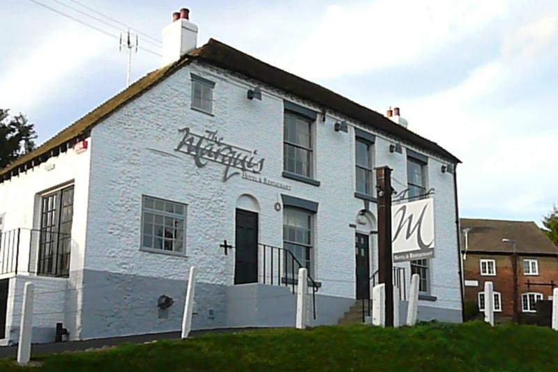 The Marquis at Alkham