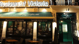 Restaurant Victoria by Raymond McArdle
