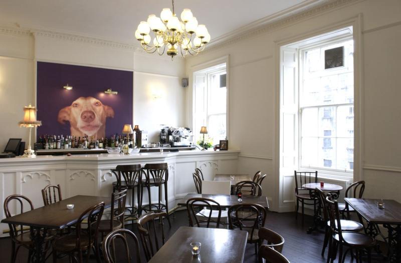 The Dogs Restaurant Edinburgh