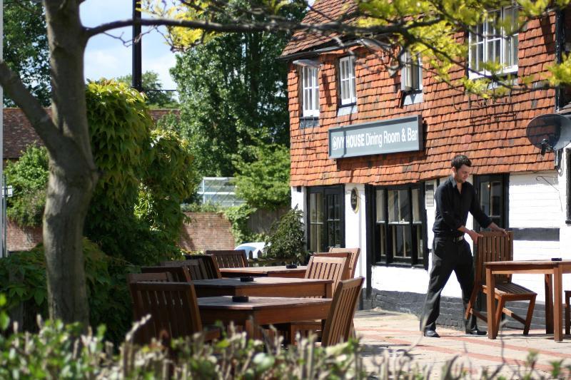 The ivy house modern british restaurant tonbridge kent for The ivy house