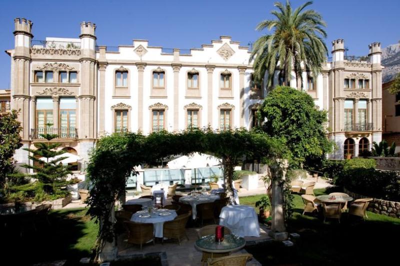 Gran Hotel Sóller, Ca'n Blau