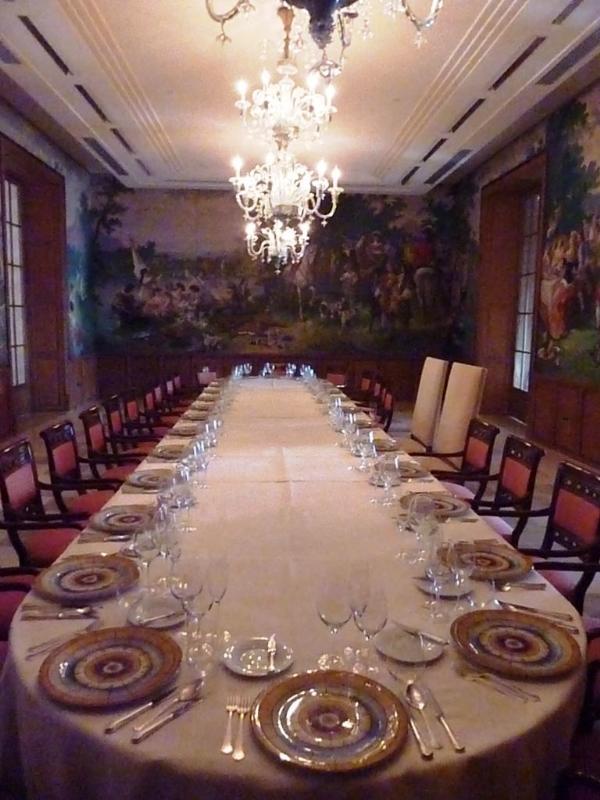 Castillo Hotel Son Vida Private Dining