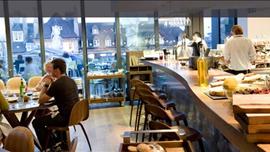 Ashmolean Rooftop Restaurant