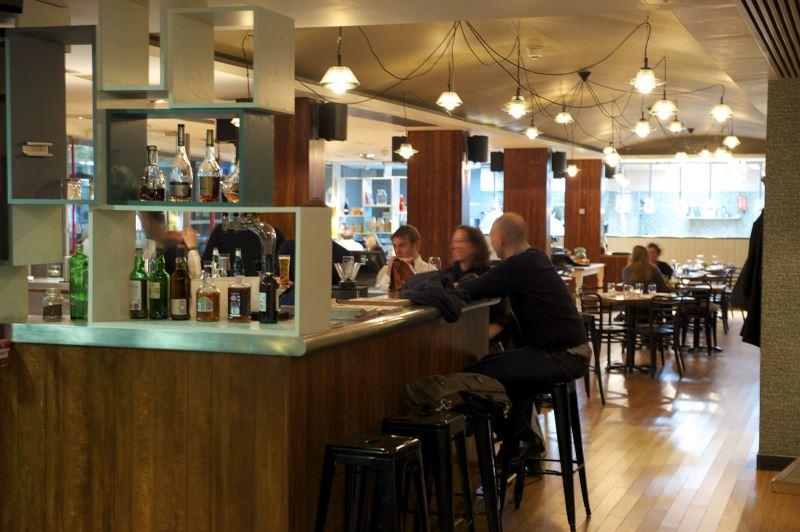 GB Grill & Bar, Bermondsey Square Hotel