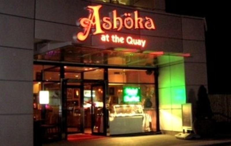 Ashoka at the quay indian restaurant city of glasgow for Asoka indian cuisine