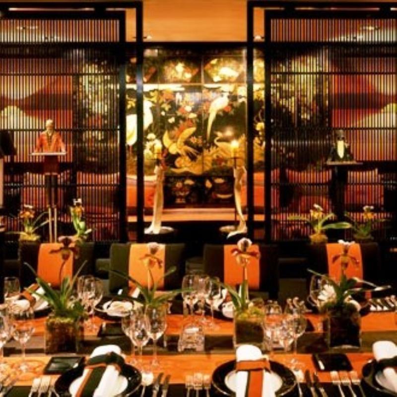 Blakes Hotel, Blakes Restaurant