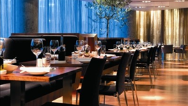 Filini Restaurant, Radisson Blu Hotel Birmingham