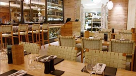 1707 Wine Bar, Fortnum & Mason