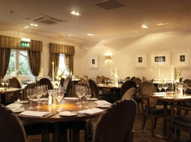 Linden Restaurant, Macdonald Frimley Hall Hotel & Spa