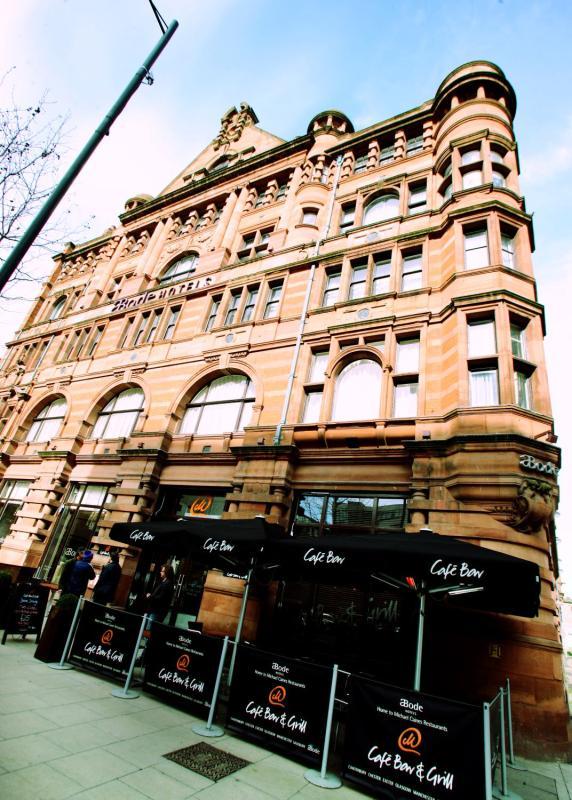 ABode Manchester, MC Café Bar & Grill