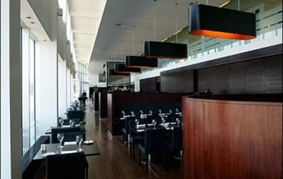 Metro Bar and Brasserie, Apex City Quay Hotel & Spa